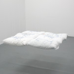 Pillows (2013). 6x objects @ 15cm (H) x 68cm (W) x 40cm (D)