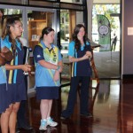 Lamentation at Tableland Regional Gallery (secondary school workshops)