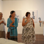Lamentation at Crows Nest Regional Art Gallery