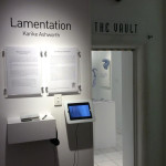 Lamentation at Bundaberg Regional Art Gallery